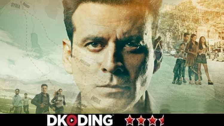 The-Family-Man-Review-Bollywood-Entertainment-DKODING