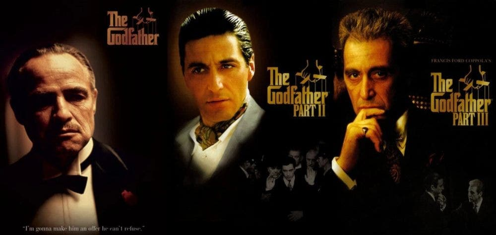The Godfather movie series