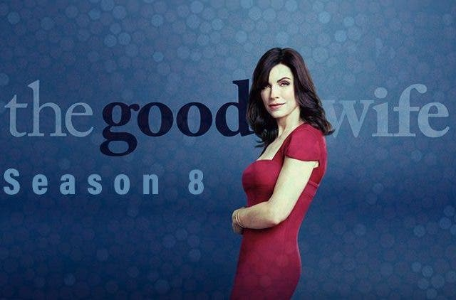 The Good Wife Season 8 DKODING