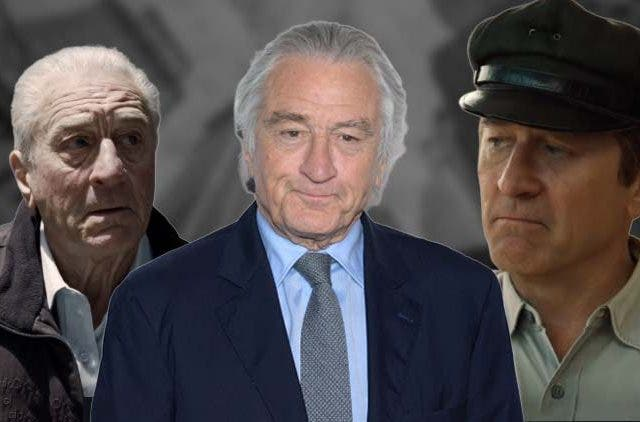 The Irishman Robert De Niro Last Film DKODING