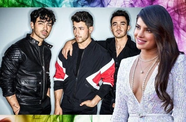 The Jonas Brothers Priyanka Chopra DKODING