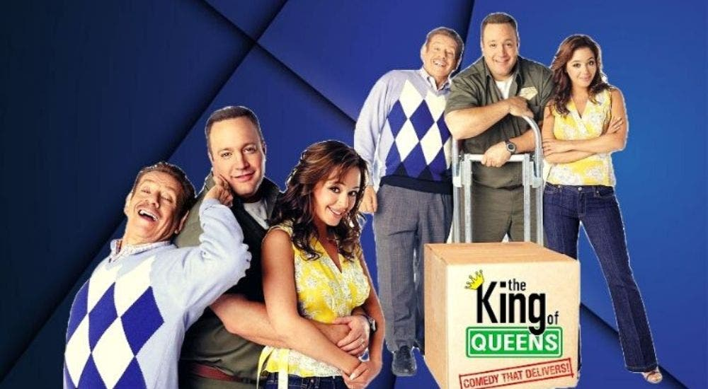 13 years later, King of Queens returns to his throne on CBS