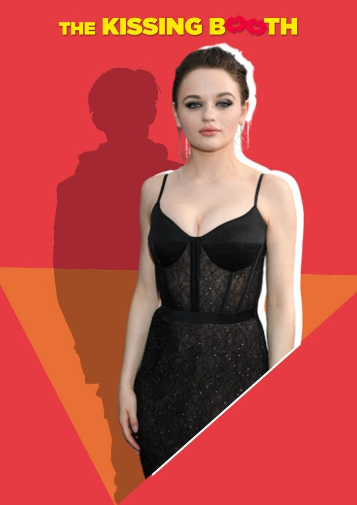 This actor wants to date Kissing Booth actor Joey King