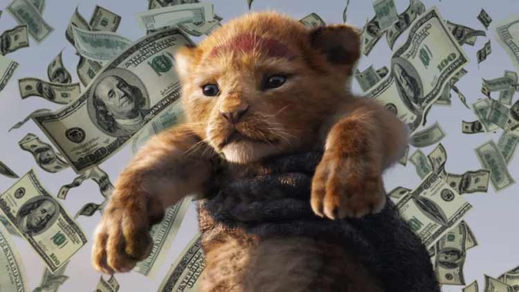 The-Lion-King-185-Million-Collection-Hollywood-Entertainment-DKODING