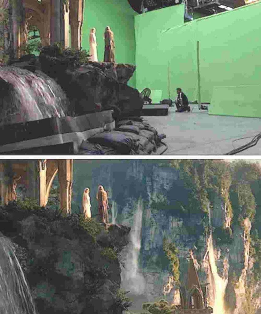 Hollywood VFX DKODING