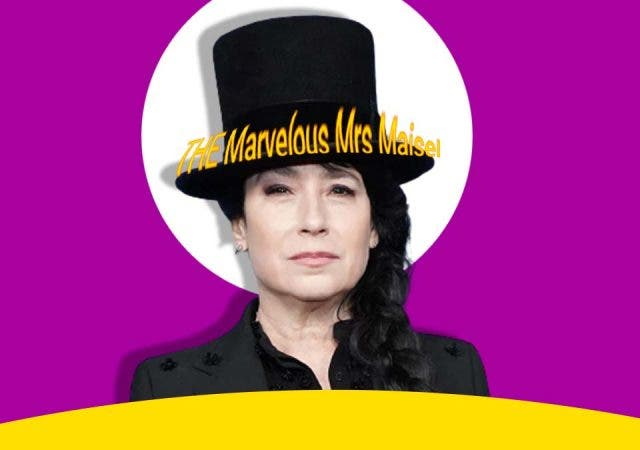 Amy Sherman Palladino finally reveals who 'THE Marvelous Mrs Maisel' is based on!