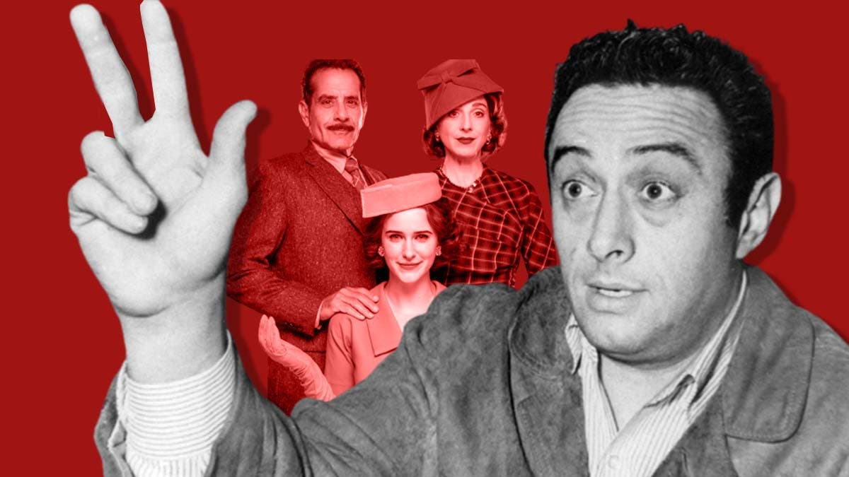 Death hovers over your favourite character on 'The Marvelous Mrs Maisel'! Check who's dying this season (Lenny Bruce could die)