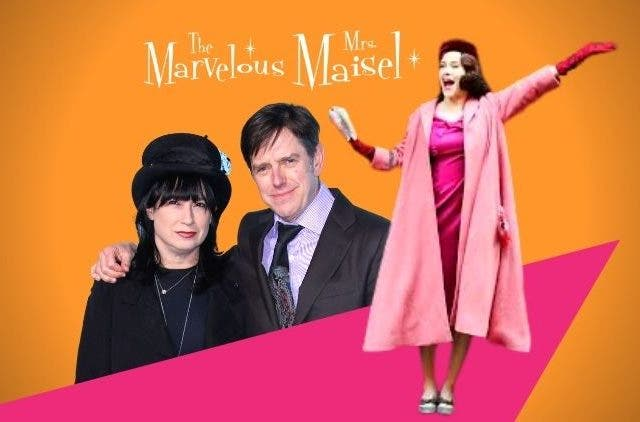 Amazon Prime's The Marvelous Mrs. Maisel