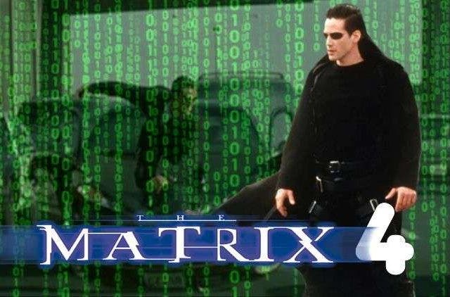 The Matrix 4 DKODING