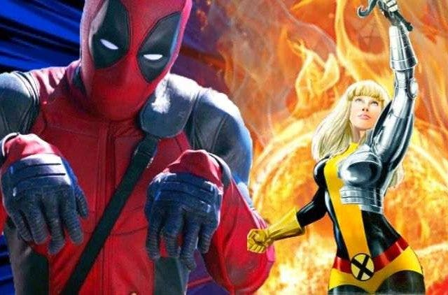 The New Mutants and Deadpool crossover in Deadpool 3 DKODING