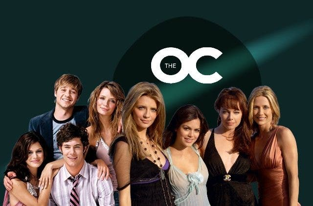 'The O.C.' finally has Netflix for launching season 5