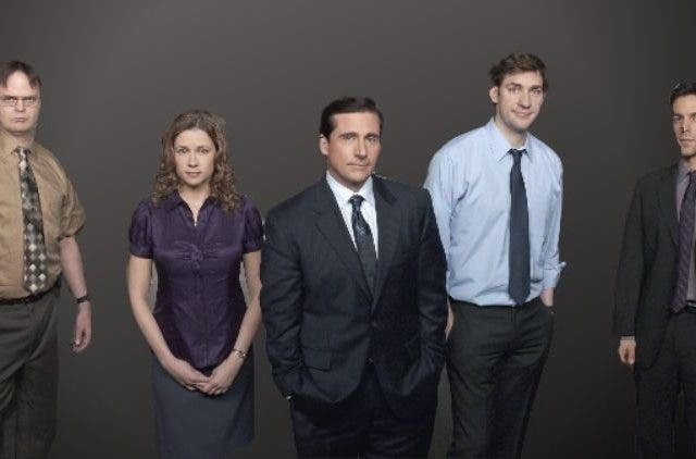 Cast The Office DKODING