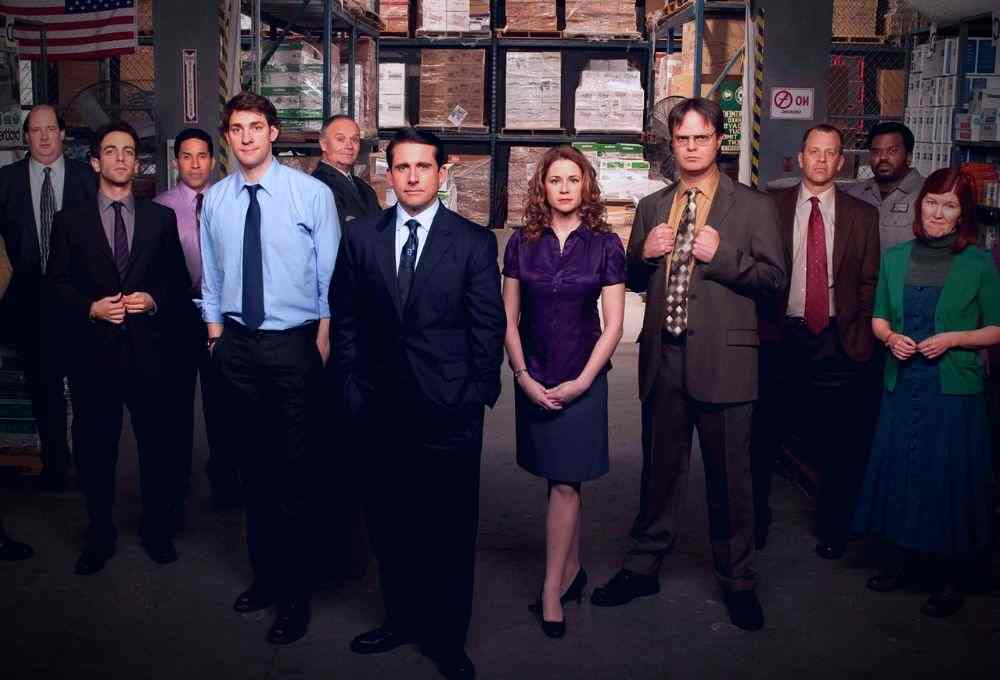 Actors of The Office DKODING