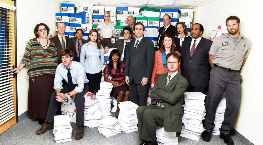 The Office cast reunites for season 10