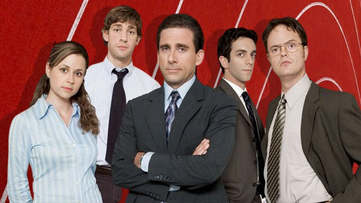 why do the characters look at the camera in 'The Office'?