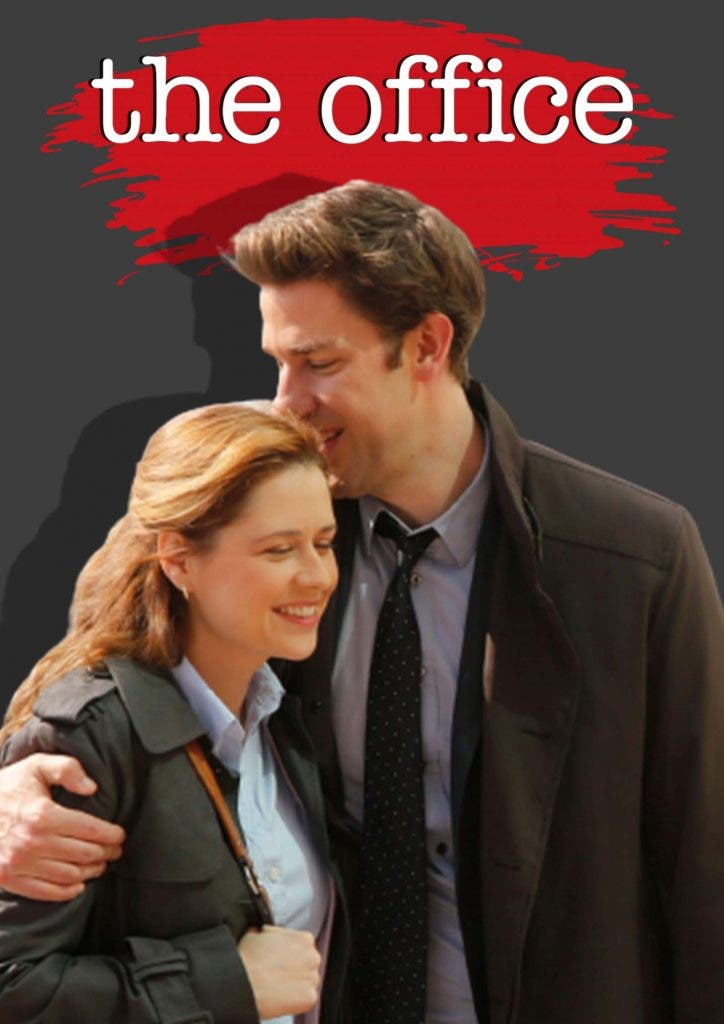 The Office Jim and Pam' love story