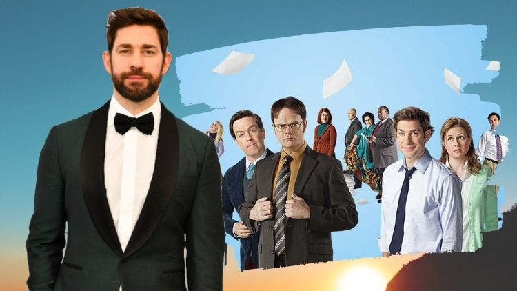 John Krasinski And The Office Cast Tease Season 10