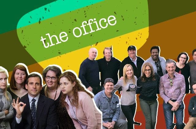 The Office reboot by NBC
