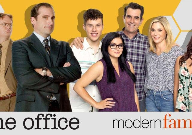 The Office Modern Family