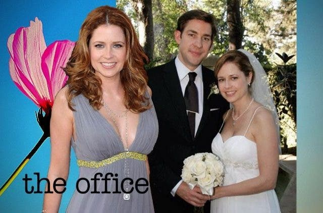 The Office Pam Jenna Fischer