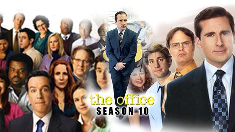 The Office Season 10 DKODING