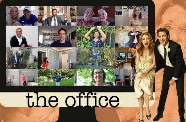 The Office cast is reuniting for season 10