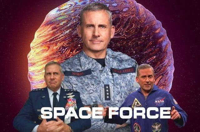 The Office Space Force
