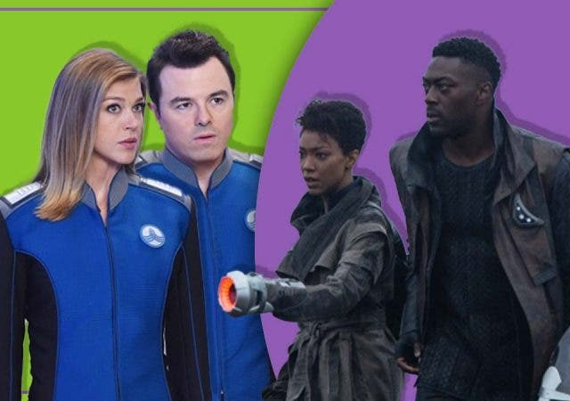'The Orville' vs 'Star Trek: Discovery' rivalry resumes?