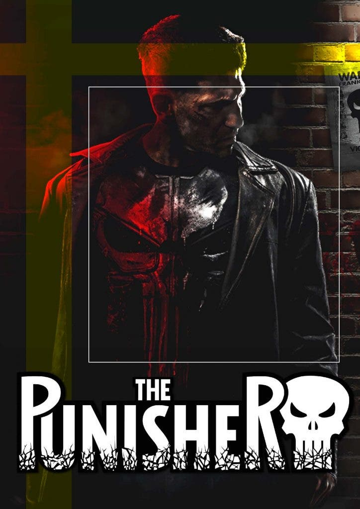 A new Punisher series in the works but Disney can't handle it, it's adult