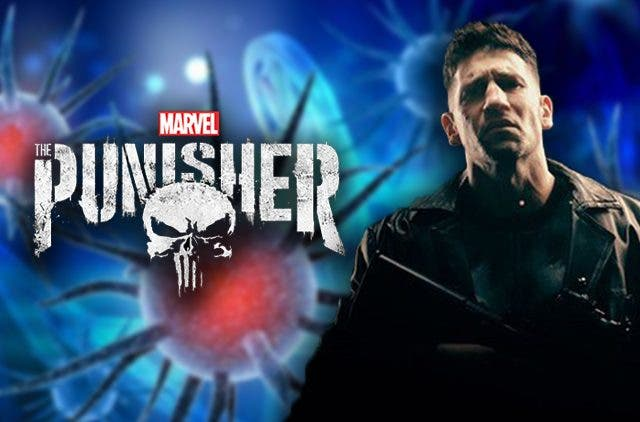 The Punisher Season 3 Coronavirus DKODING