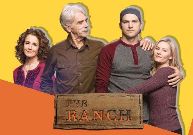 CBS pulls in 'The Ranch' from Netflix.