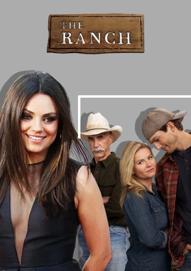 Mila Kunis' guest appearance on The Ranch season 5