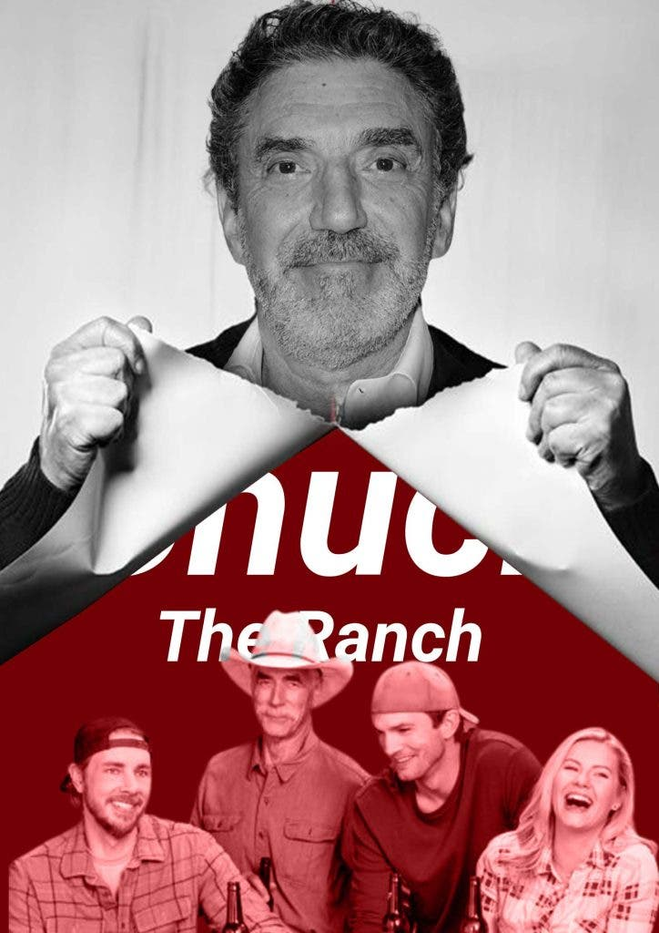 Will Chuck Lorre join the producers crew of 'The Ranch' Season 9?
