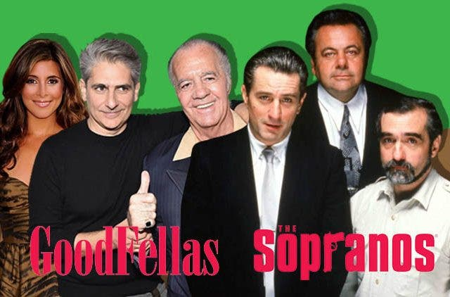 The Sopranos' and 'Goodfellas
