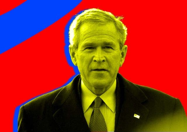 The Sopranos George Bush
