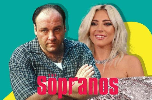 Lady Gaga's connection in The Sopranos