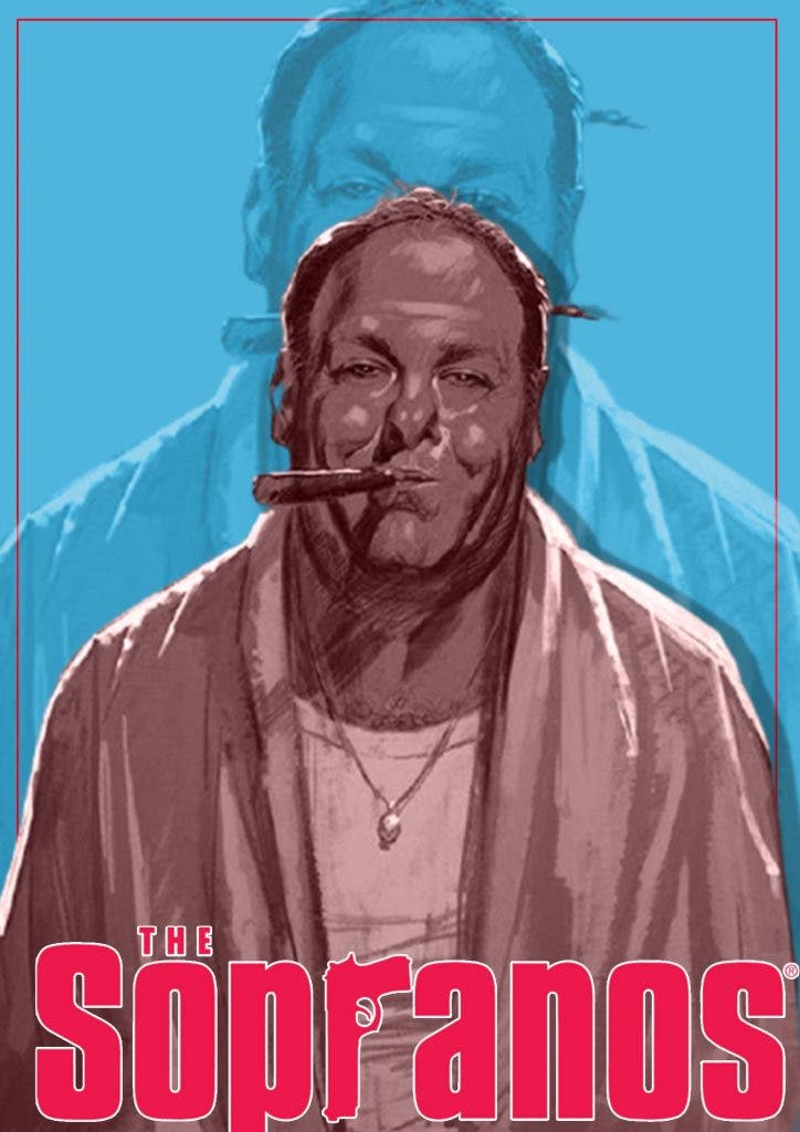 'The Sopranos' is often referred to as one of the best television series of all time