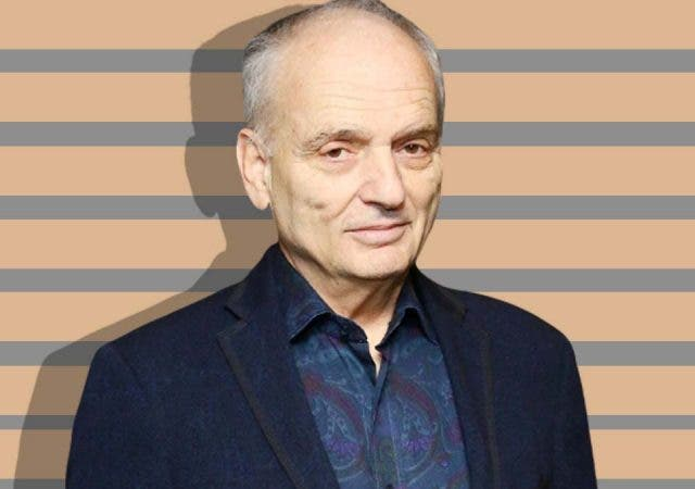 Why did David Chase break 'The Sopranos' into two parts?
