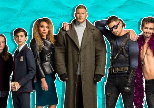 Who's the most powerful character in The Umbrella Academy
