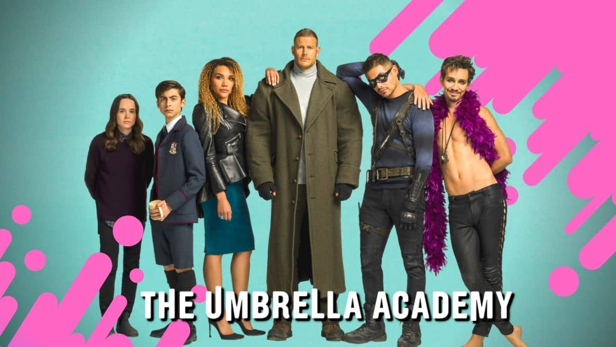The Umbrella Academy' misfit, Number Five