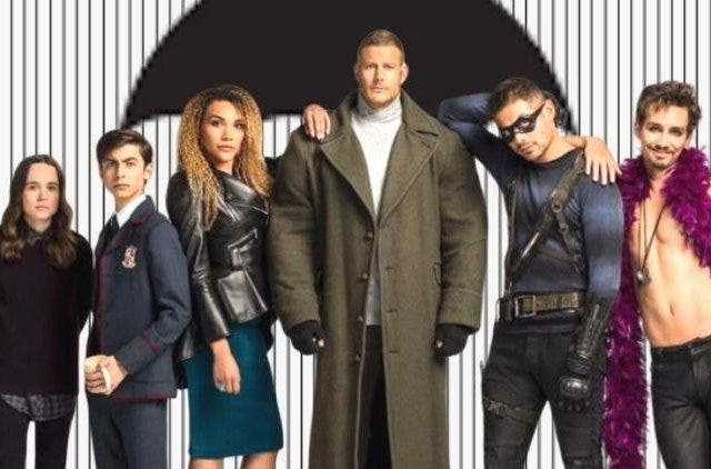 The Umbrella Academy Season 2 DKODING
