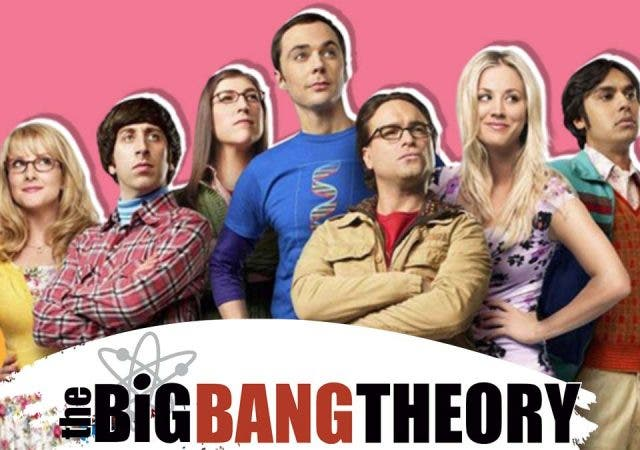 CBS' Big Bang Theory