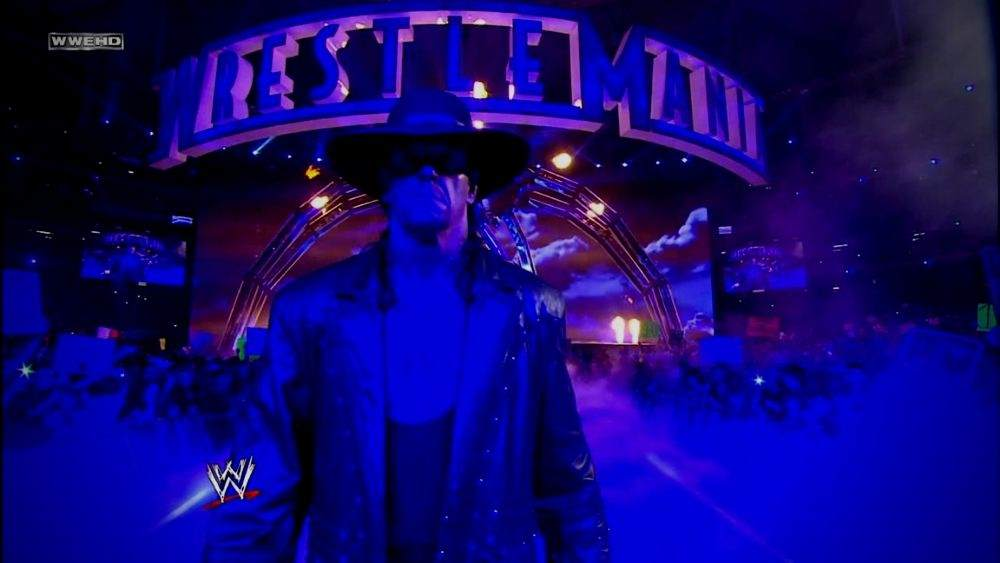 The Undertaker WrestleMania
