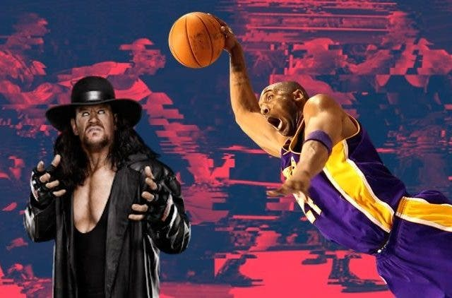 The Undertaker Kobe Bryant DKODING
