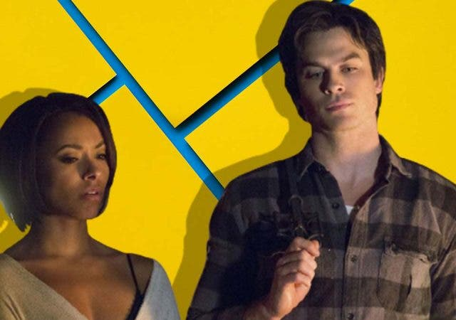 Bonnie Bennett and Damon Salvatore's bond