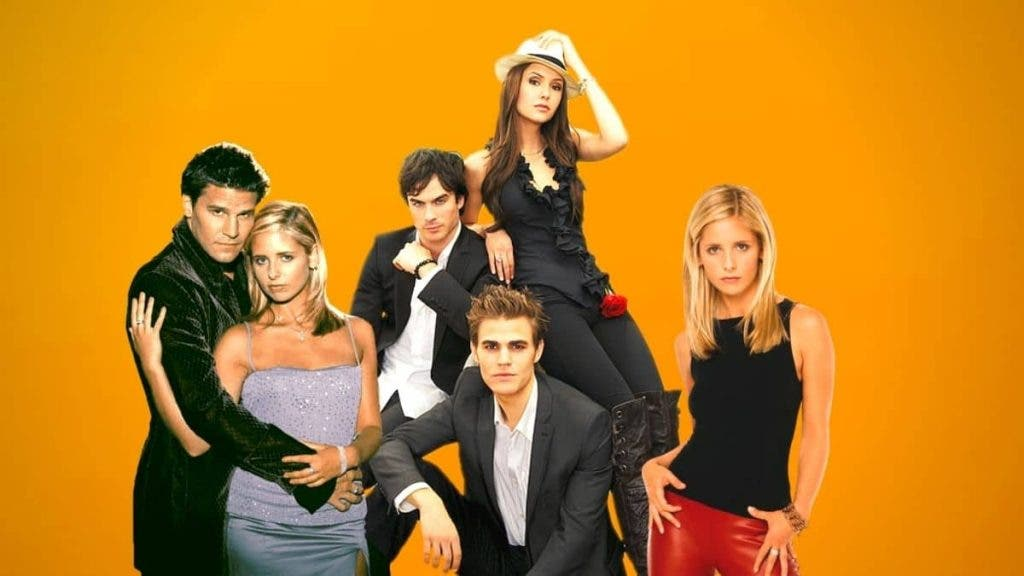 Rumours Of Buffy Reboot Has Left Fans Wanting More Of The Vampire Diaries