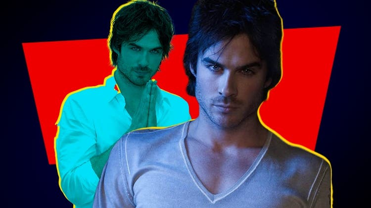 Vampire Diaries' Audition Secrets: Ian Somerhalder Almost Messed It Up
