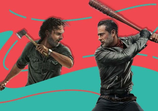 Walking Dead movies still on the card after season 11