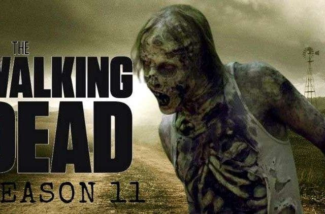 The Walking Dead Season 11 Netflix DKODING