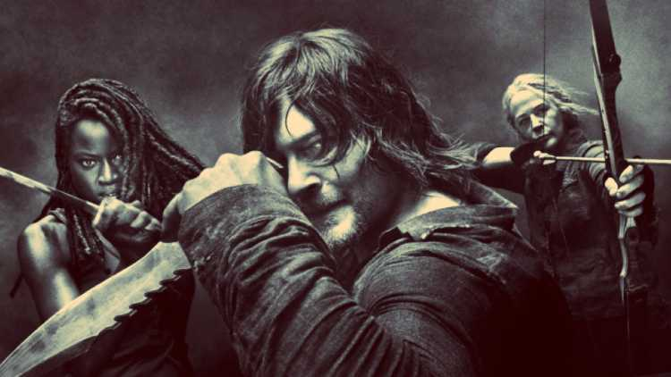 'The Walking Dead' comes back to life in Season 10